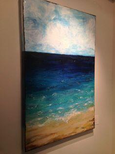 """""""Lake Study"""" by Cindy Klapp"""