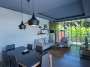 Tropical modern villa with 4 bedrooms in Layan Conference Room, Villa, Tropical, Ceiling Lights, Bedroom, Modern, Table, House, Furniture