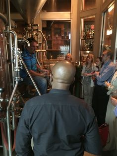 Brew house brew tour