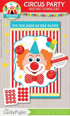 Circus Party Games, Circus Activities, Homemade Carnival Games, Carnival Games For Kids, Carnival Themed Party, Preschool Games, Circus Theme, Bonfire Birthday, Twin Birthday Parties
