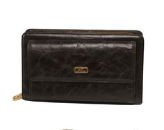 Bandra Zip Wallet from AY Lazzaro Zip Wallet, Zip Around Wallet, Leather Handbags, Leather Totes, Leather Bags, Leather Purses