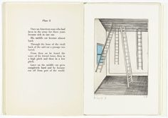Untitled, plate 8, from He Disappeared into Complete Silence by  Louise Bourgeois
