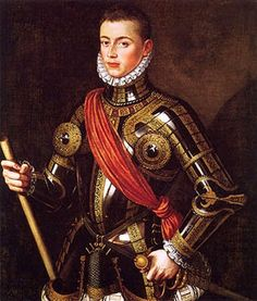 Juan de Aragón ~ the only son of Queen Isabella I of Castile and King Ferdinand II of Aragon who survived to adulthood.