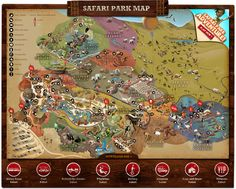 San Diego Safari Park- I've always wanted to go here!  Next time we take the kids to SoCal it's a must!