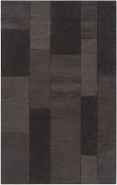 Surya BRT-2909 Bristol Transitional Patchwork Dark Brown 2' x 3' Area Rug | Furniture, home decor, wall decor, rugs, lamps, lighting outlet.