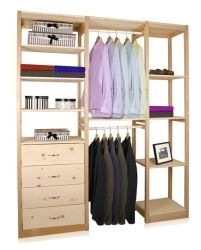 freestanding closet - Google Search