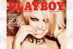 Pamela Anderson To Cover Final Nude Playboy Issue