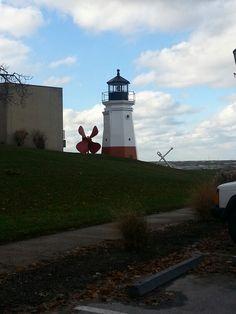 Vermilion Lighthouse, Vermilion Ohio