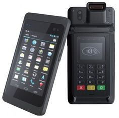 """AMT-D500 5"""" Android POS Payment System: PCI & EMV Certified"""
