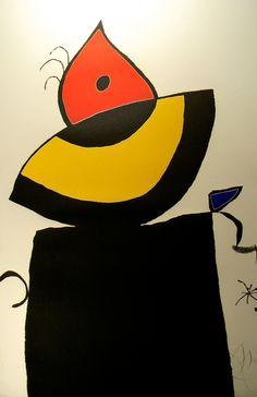 Joan MIRO - Surrealism & Abstraction