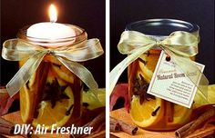 Divine Smelling DIY Air Fresheners for Your Home
