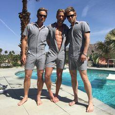 #Menswear #Jumpsuit #Fashion More