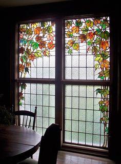 Stained glass window - Kentucky, USA