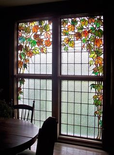 Stained glass window - Kentucky, USA