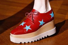The Daily Shoe | Seeing Stars at Stella McCartney