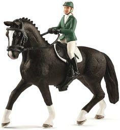 Schleich Show Jumper and Horse www.minizoo.com.au