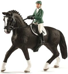 Schleich Show Jumper and Horse www.minizoo.com.au