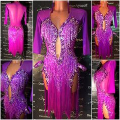 """New dress for sale by #dinchervyazoff #dance #dress #couture #dressforsale #dancefashion #costume #ballroomdressforsale #latindressforsale #ballroomdress…"""