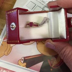 Final cut ✂️🛍🎀 10k gold ruby diamonds ring 🎀 New with tag and in gift box - 10kt gold ruby with diamonds ring 7.5🎀☺️Price is firm unless bundled☺️🎀Bundle and save💲💲 10% off bundles -  🛍About bundles🛍: Bundles are individual listings that include multiple items from my closet and are sold to one buyer (so you only have to hit the buy button and pay for shipping once). Saving you 💲💲💲🎀 Jewelry Rings
