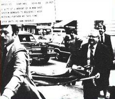 John Lennon Crime Scene   John Lennon Murder   Music ...