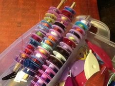 Shopping List: 9/16in OD X 3/8in ID Vinyl Tubing (One foot) 5/16in OD X 3/16in ID Vinyl Tubing (One foot) 3/16 wooden dowel I am in love with Aerlit Shuttles. i love the ability to pop out bobbin o…