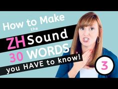 How to make the ZH /ʒ/ Sound: 30 Words you Need to Know Conversation Topics, Conversation Starters, Teacher And Student Relationship, Confidence Coaching, Teaching Style, How To Pronounce, English Tips, American English, Speech And Language
