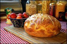 En opskrift på et gyldent og aromatisk hvedebrød efter italiensk inspiration