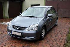 Honda Civic VII 1.4, 2004, Szary metallic, salon Polska • Sprzedam samochód • Ogłoszenia • Wirtualny Mińsk Mazowiecki