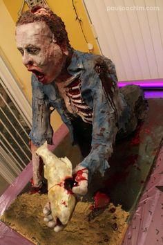 Zombies, Kuchen and Braute on Pinterest