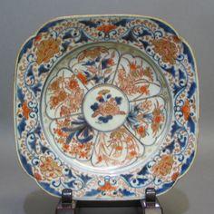 Ko-Imari dish of purchase antiques Tenpyodo
