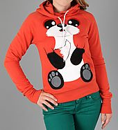 Fox Hoodie Urban Planet, Fox, Hoodies, My Style, Sweaters, Clothes, Fashion, Jacket, Animaux