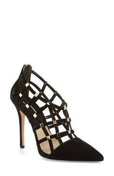 227caa7f4998 Michael Kors  Agnes  Pump (Women) available at  Nordstrom Stiletto Pumps