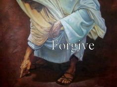 """Do not judge, and you will not be judged. Do not condemn, and you will not be condemned. Forgive, and you will be forgiven.   Luke 6:37"