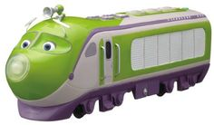 Seeing the picture, you'd probably notice the length of this Koko train toy from Chuggington characters. It is a special edition of Koko of a larger size and scale. The length is pleasingly long compared to the previous models of Koko.