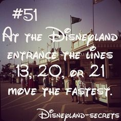 — In case there are long lines to enter the park! — In case there are long lines to enter the park! — In case there are long lines to enter the park! Disneyland Secrets, Disneyland Vacation, Disney Secrets, Disney Tips, Disney Vacations, Disneyland Hacks, Disneyland California, Cruise Vacation, Vacation Ideas
