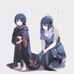 Itachi and Sasuke~hanyuu