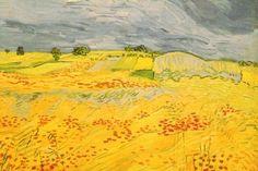 Van Gogh - Wheat Field