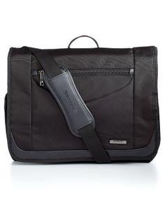 Samsonite Professional Laptop Messenger Bag - Business & Laptop Bags - luggage - Macy's