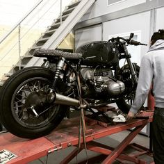 Instagram photo by caferacerdreams