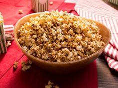 Spicy Sweet Popcorn. Dinner at Tiffani's