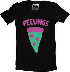 Feelings tshirt (150 kr.)