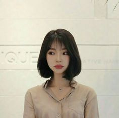 Super hair cuts korean f(x) 42 Ideas Korean Short Haircut, Korean Bangs Hairstyle, Asian Short Hair, Short Hair With Bangs, Girl Short Hair, Hairstyles With Bangs, Trendy Hairstyles, Short Hair Cuts, Ulzzang Hairstyle