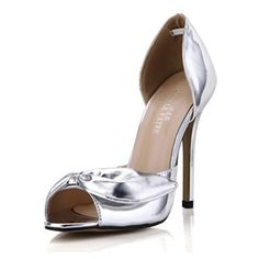 a2a59e1d7c4 Amazon.com  Dress Peep Heeled Sandal Pumps D Orsay Women Stilettos Fashion  Bowtie