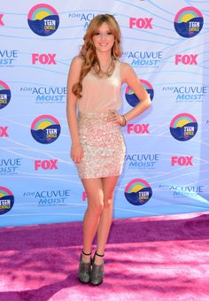 Teen Choice Awards 2012 Red Carpet: See All The Glittery Fashion! (PHOTOS)