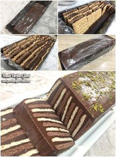 Petibör Pasta Tarifi – Kolay yemekler – The Most Practical and Easy Recipes Pie Recipes, Pasta Recipes, Sweet Recipes, Dessert Recipes, Cooking Recipes, Cake Recept, Mousse Au Chocolat Torte, Homemade Birthday Cakes, Biscuit Cake