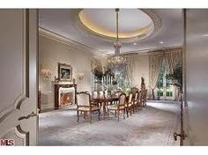 The Aaron Spelling Mansion. New owner Petra Ecclestone