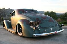 37' Ford Coupe