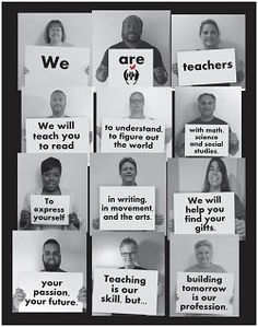 A new era of teacher leadership, both online and in person, allows educators to connect beyond their school walls and quickly respond to problems impacting their classrooms, writes Kira J. I School, Public School, School Ideas, Classroom Memes, We Are Teachers, Teacher Association, Teaching Profession, Teacher Memes, School Quotes