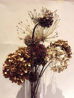 decaying flowers, melissa macdonald.