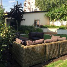 Inner Garden Outdoor Sectional, Sectional Sofa, Outdoor Furniture Sets, Outdoor Decor, Garden, Home Decor, Modular Couch, Garten, Decoration Home